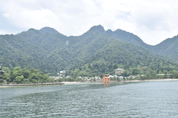 miyajima view